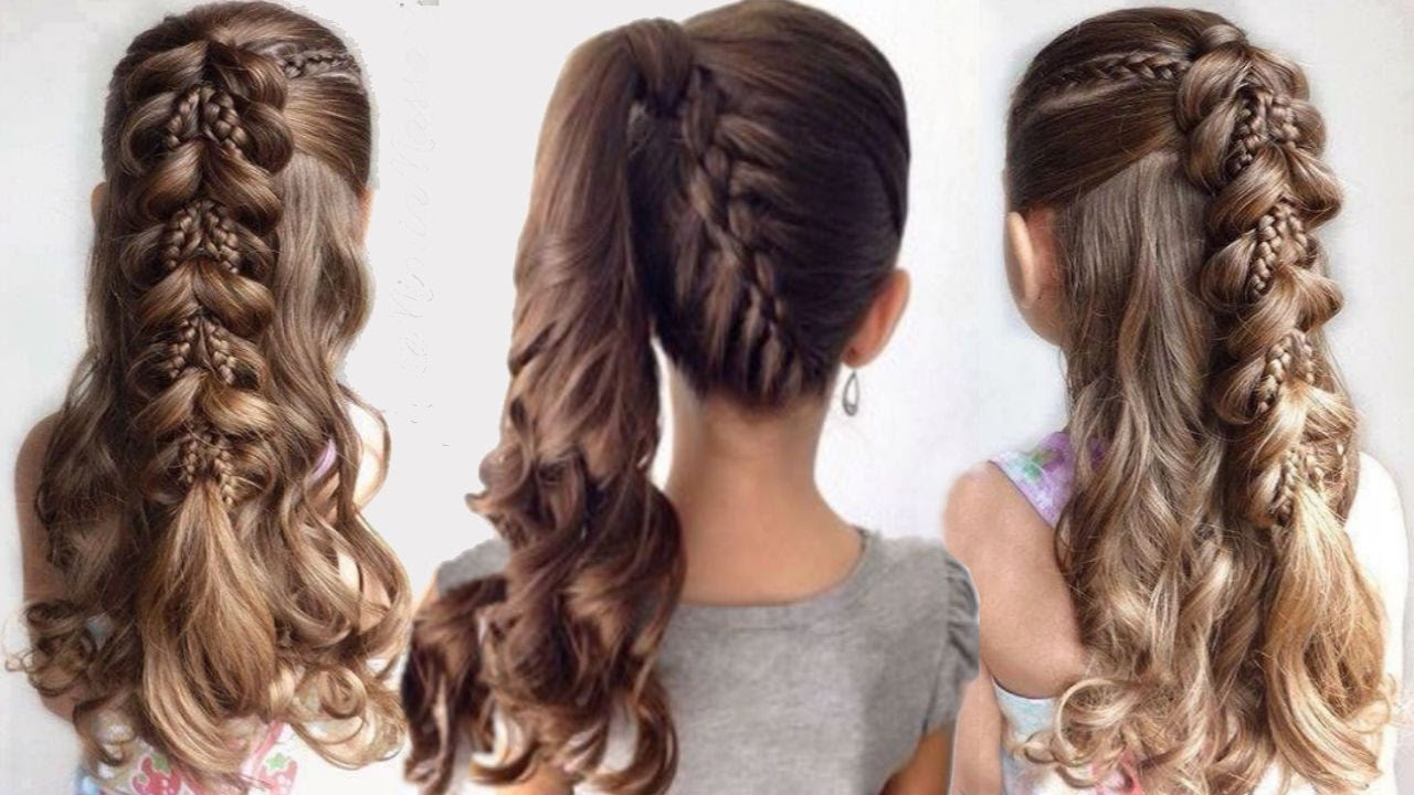 صوره تساريح بنات , زيني شعرك باجمل تسريحات