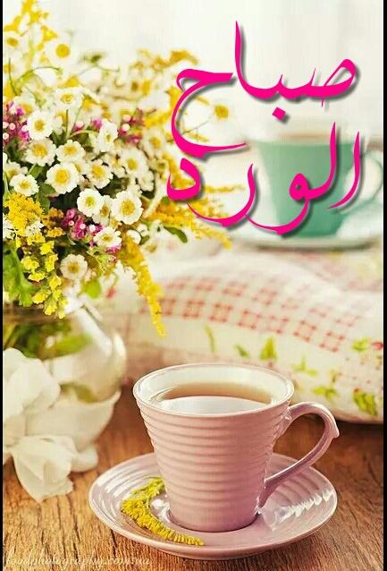بالصور صباح النور حبيبتي , صور رسائل لاجمل صباح 4884 2