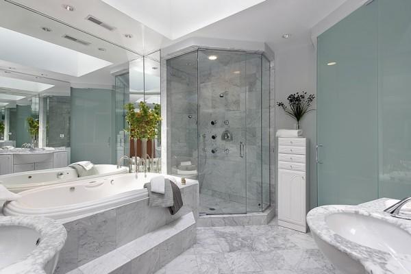 صورة ديكور حمامات منازل , اشكال خرافية من حمامات المنازل
