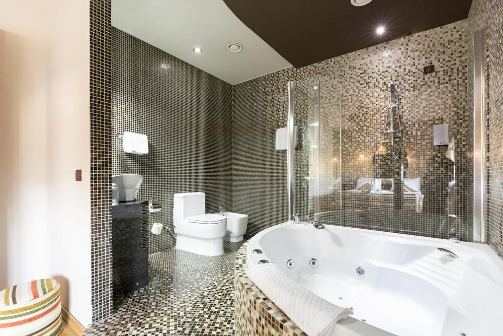 بالصور ديكور حمامات منازل , اشكال خرافية من حمامات المنازل 4906 4