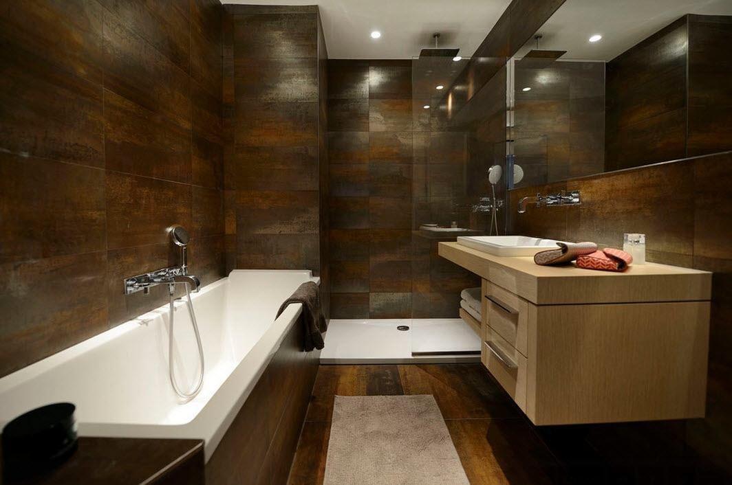 بالصور ديكور حمامات منازل , اشكال خرافية من حمامات المنازل 4906 8