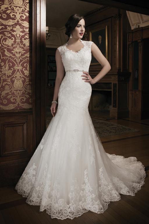 بالصور فساتين عرايس فخمه , ابهري الجميع بفستانك يوم زفافك 4953 13