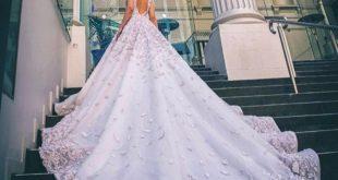 بالصور فساتين عرايس فخمه , ابهري الجميع بفستانك يوم زفافك 4953 14 310x165