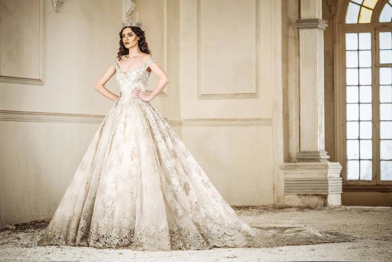 بالصور فساتين عرايس فخمه , ابهري الجميع بفستانك يوم زفافك 4953 2