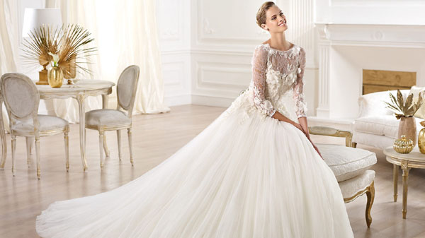 بالصور فساتين عرايس فخمه , ابهري الجميع بفستانك يوم زفافك 4953 4