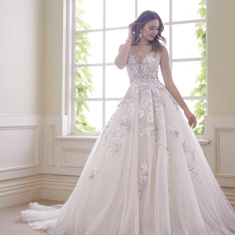 بالصور فساتين عرايس فخمه , ابهري الجميع بفستانك يوم زفافك 4953 9
