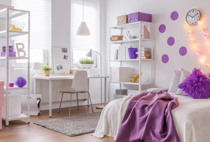 بالصور غرف بنات كبار , اجمل غرف تناسب البنات 4972 10
