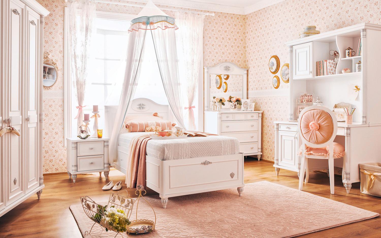 بالصور غرف بنات كبار , اجمل غرف تناسب البنات 4972 11