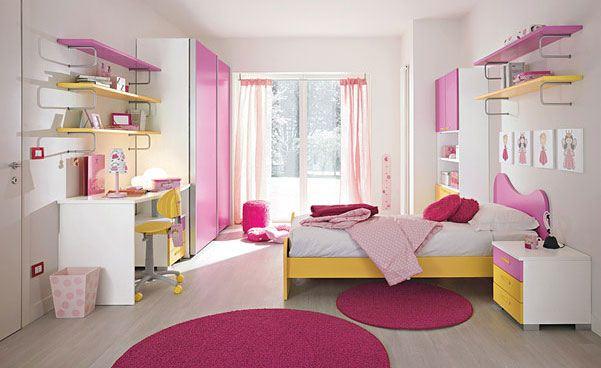 بالصور غرف بنات كبار , اجمل غرف تناسب البنات 4972 4