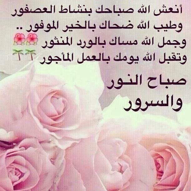بالصور اجمل ماقيل عن الصباح , كلمات روعة لصباح مشرق 5013 7
