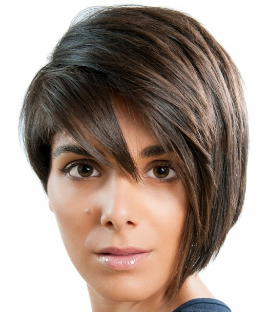 صور قصات شعر جديده للنساء , غيري شكلك بقصة شعر ملفتة جديدة