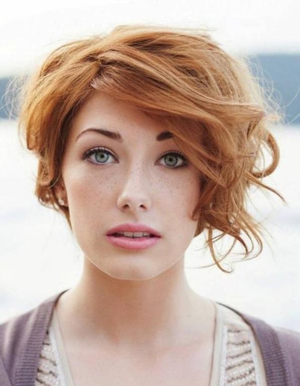 بالصور قصات شعر جديده للنساء , غيري شكلك بقصة شعر ملفتة جديدة 5060 12