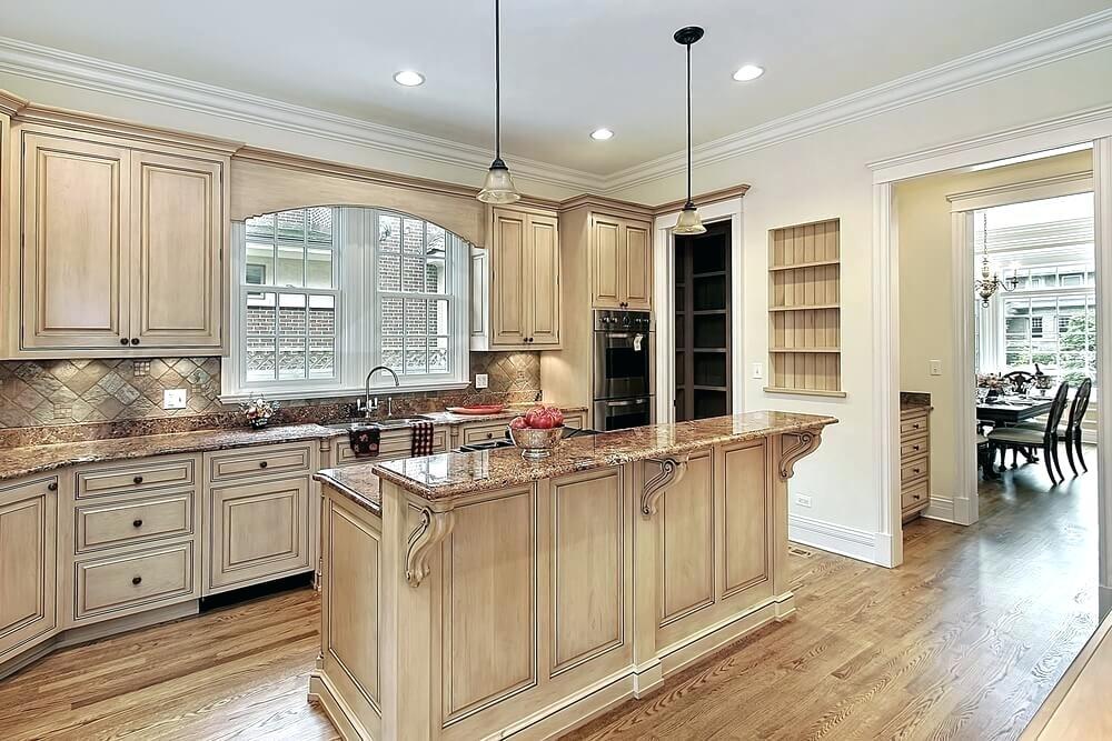 بالصور مطابخ خشب , مطابخ خشبية ذات رونق خاص اصنعي منها مطبخك 5067 11