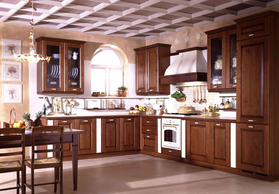 بالصور مطابخ خشب , مطابخ خشبية ذات رونق خاص اصنعي منها مطبخك 5067 4