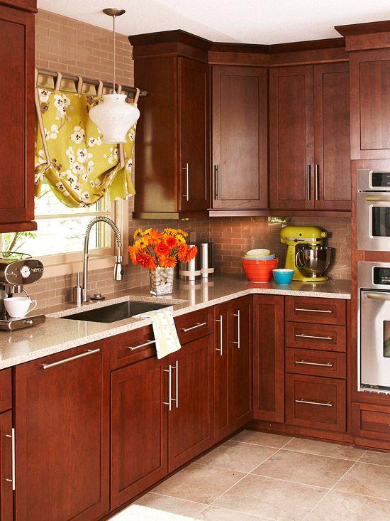 بالصور مطابخ خشب , مطابخ خشبية ذات رونق خاص اصنعي منها مطبخك 5067 7
