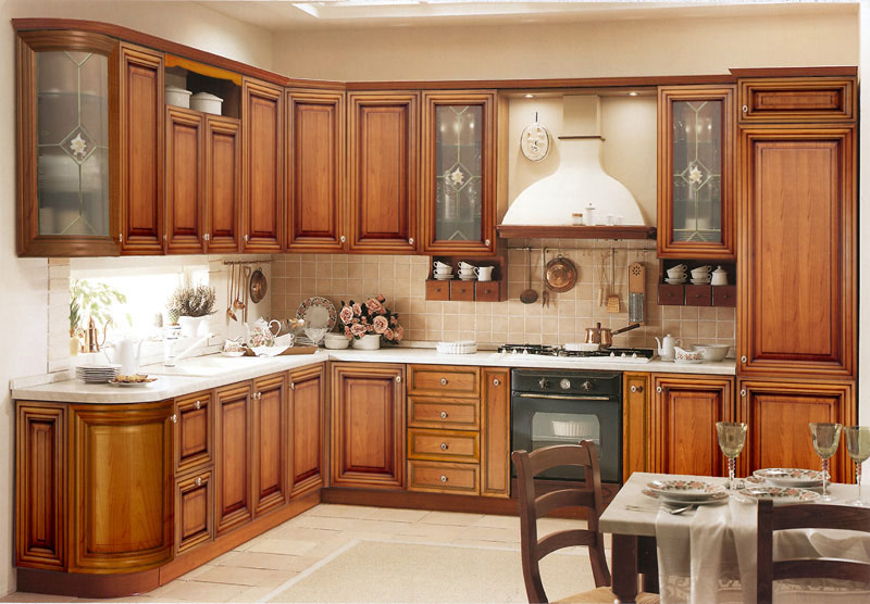 صور مطابخ خشب , مطابخ خشبية ذات رونق خاص اصنعي منها مطبخك