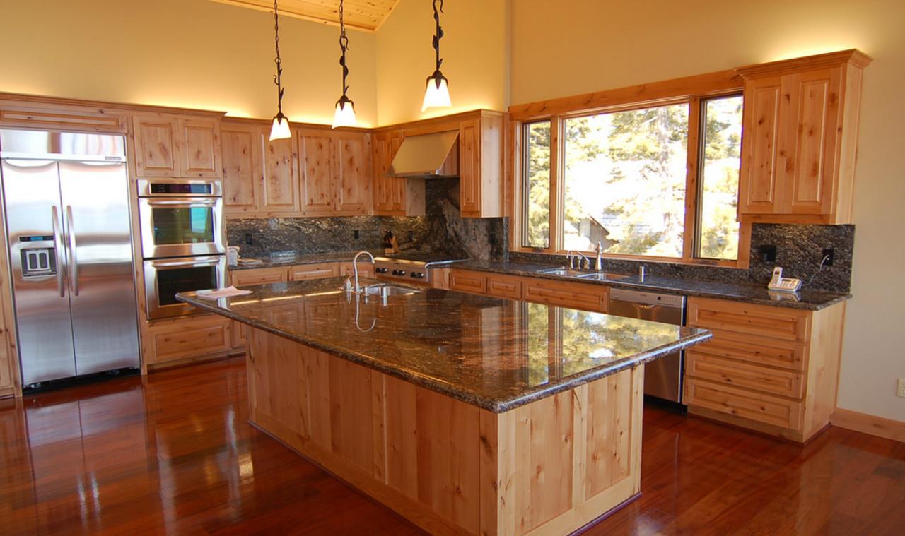 بالصور مطابخ خشب , مطابخ خشبية ذات رونق خاص اصنعي منها مطبخك 5067