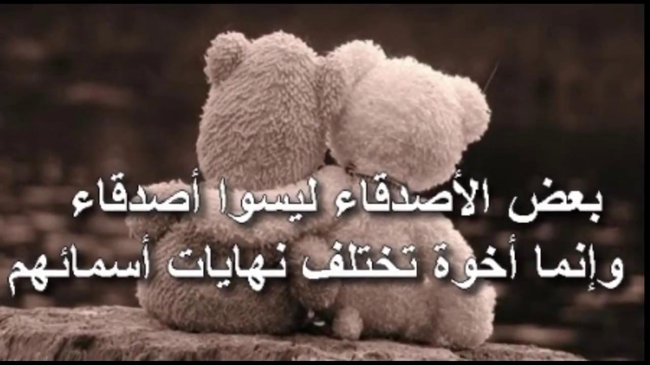بالصور عبارات جميلة عن الصداقة , كلمات معبرة عن معنى الصداقة 5080 2