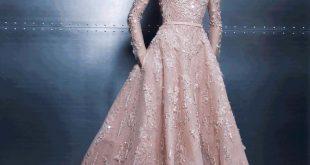 صوره فستان سواريه , اجمل اطلالة لسهرتك بهذه الفساتين
