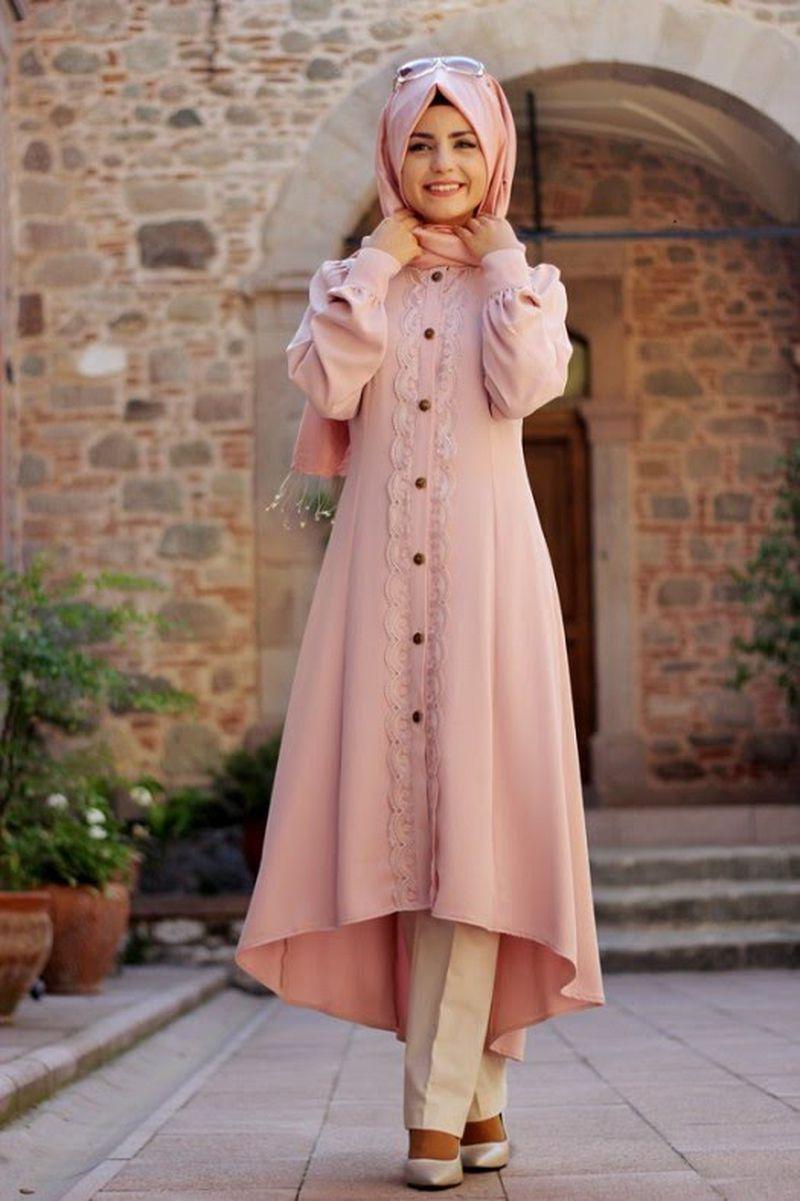 بالصور اشيك ملابس محجبات , اكتسبي اطلالة جذابة بحجابك 5109 2