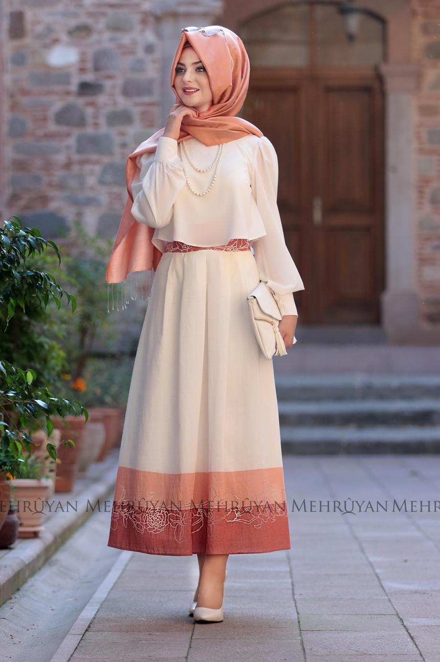 بالصور اشيك ملابس محجبات , اكتسبي اطلالة جذابة بحجابك 5109 3