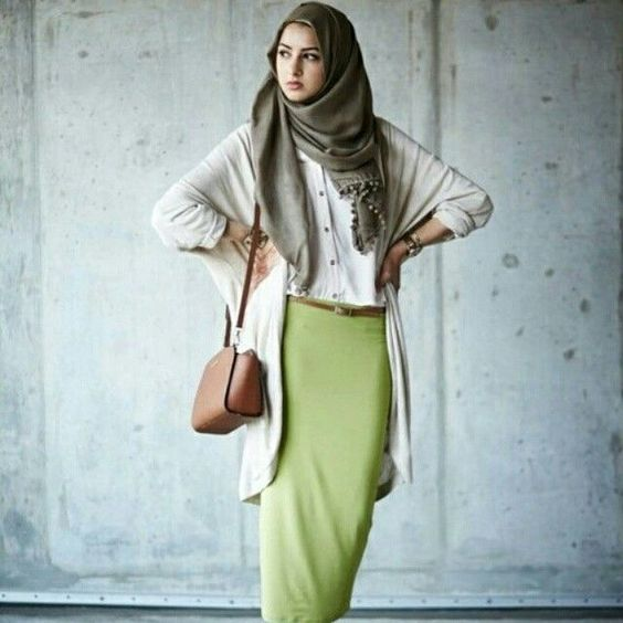 بالصور اشيك ملابس محجبات , اكتسبي اطلالة جذابة بحجابك 5109 7