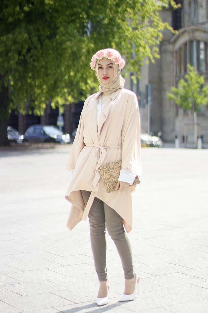 بالصور اشيك ملابس محجبات , اكتسبي اطلالة جذابة بحجابك 5109 8