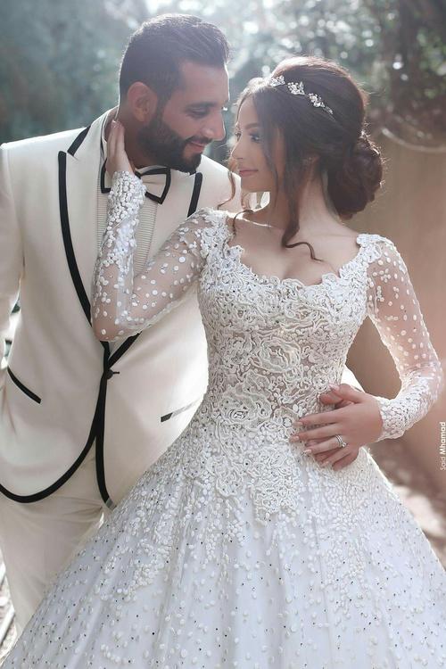 بالصور صور عروسة , اجمل طلات لعرائس في حفل زفافهن 5111 1