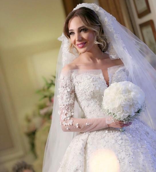 بالصور صور عروسة , اجمل طلات لعرائس في حفل زفافهن 5111 7