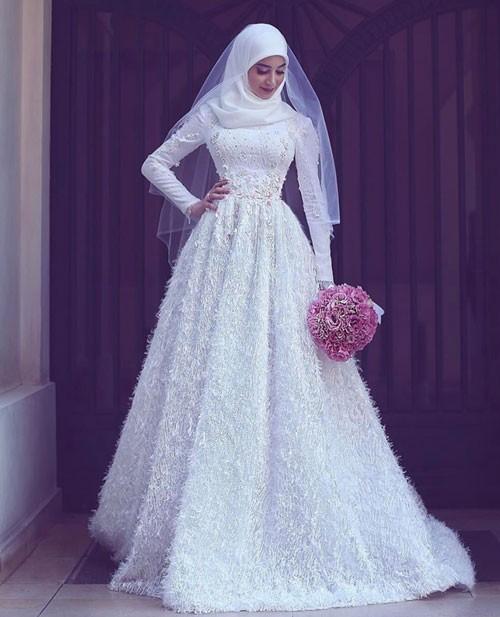 بالصور صور عروسة , اجمل طلات لعرائس في حفل زفافهن 5111 9