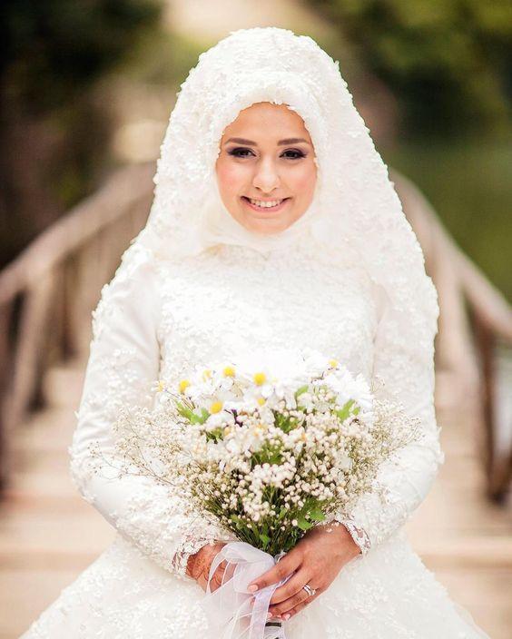 صوره صور عروسة , اجمل طلات لعرائس في حفل زفافهن