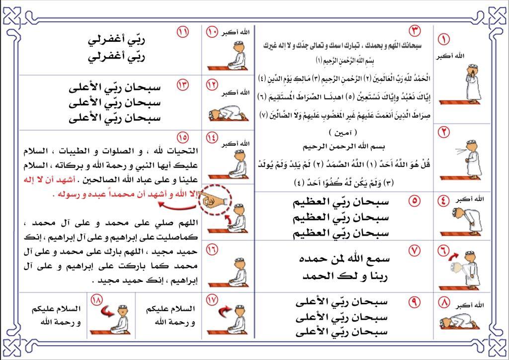 بالصور كيفية الصلاة الصحيحة بالصور للنساء , احكام يجب على كل فتاة معرفتها بخصوص الصلاة 5112 3