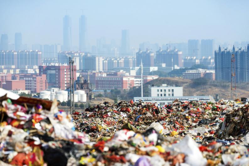 صورة صور عن التلوث , ابشع المناظر الدالة على التلوث