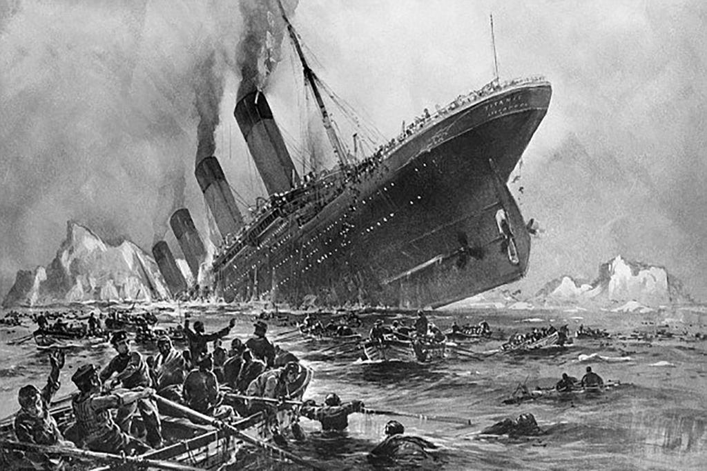 بالصور سفينة تيتانيك , السر وراء غرق التيتانيك 5197 1