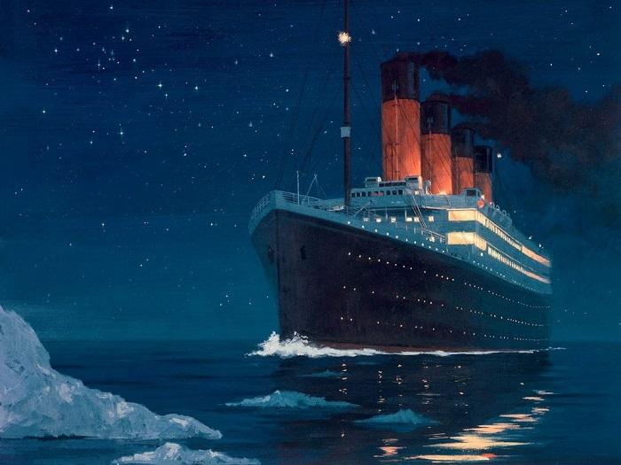 بالصور سفينة تيتانيك , السر وراء غرق التيتانيك 5197 2