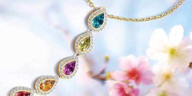 صورة مجوهرات داماس , اجمل اشكال موديلات داماس