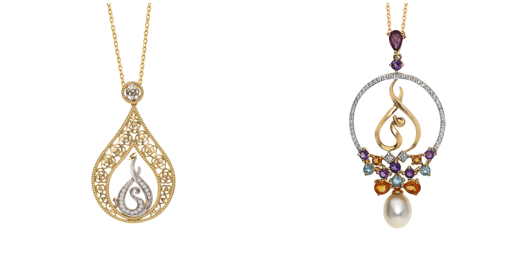 بالصور مجوهرات داماس , اجمل اشكال موديلات داماس 1774 2