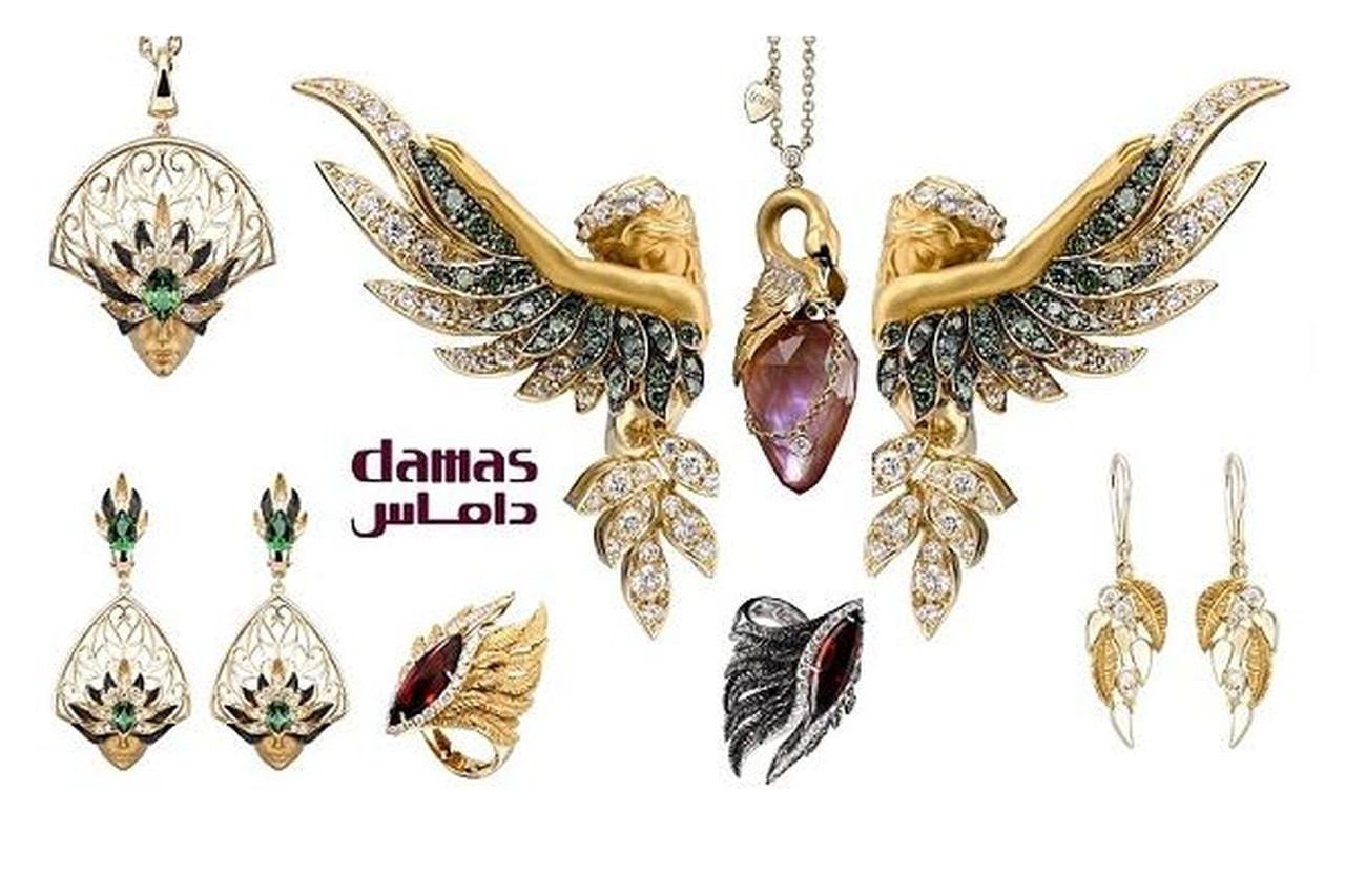 بالصور مجوهرات داماس , اجمل اشكال موديلات داماس 1774 5