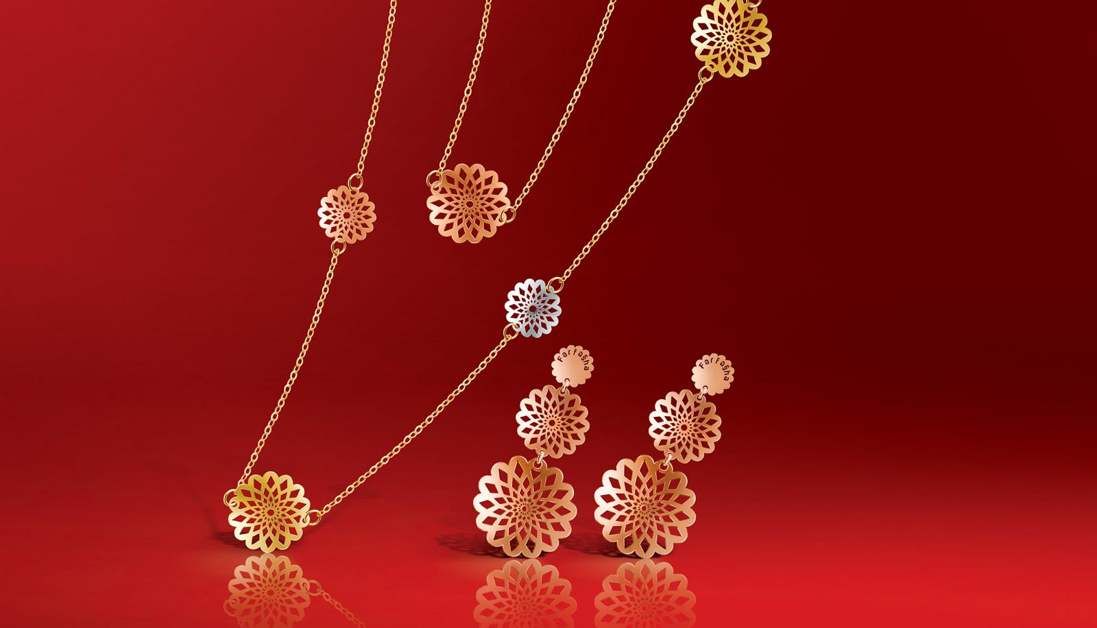 بالصور مجوهرات داماس , اجمل اشكال موديلات داماس 1774 6