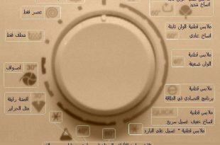 صورة معاني رموز الغسالة الاتوماتيك , رموز غسيل الغساله الاوتوماتيك