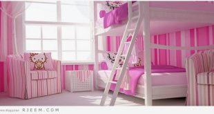 صور غرف نوم بنات اطفال , غرف نوم كيوت