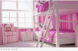 صورة غرف نوم بنات اطفال , غرف نوم كيوت
