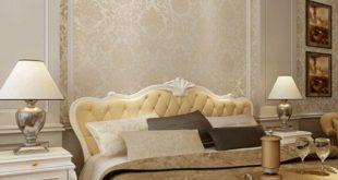 ورق جدران لغرف النوم , اجمل ديكورات غرف النوم