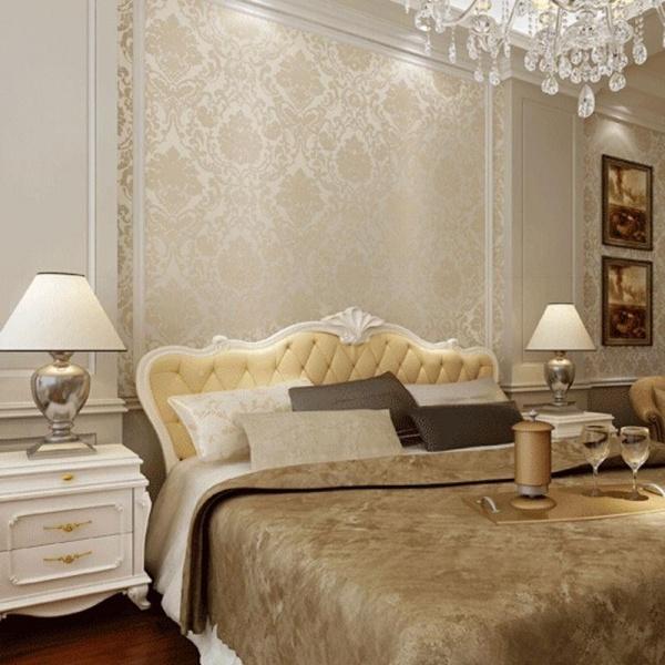 صور ورق جدران لغرف النوم , اجمل ديكورات غرف النوم