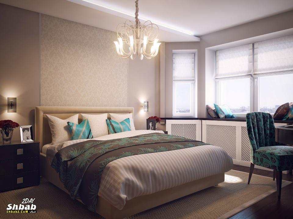 بالصور احلى ديكور غرف نوم , غرف نوم عصريه 1758 3