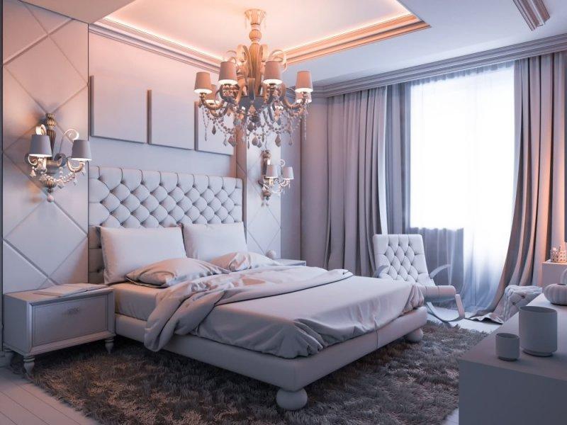 بالصور احلى ديكور غرف نوم , غرف نوم عصريه 1758 4