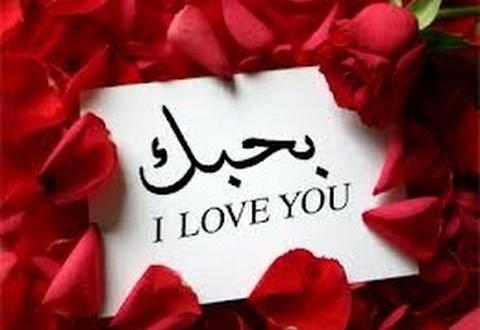 صورة اجمل رسائل الحب , كلمات في الحب