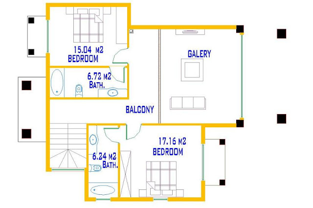 صور خرائط منازل , تصاميم بيوت و فلل