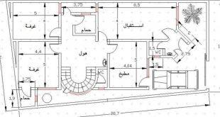صورة خرائط منازل , تصاميم بيوت و فلل