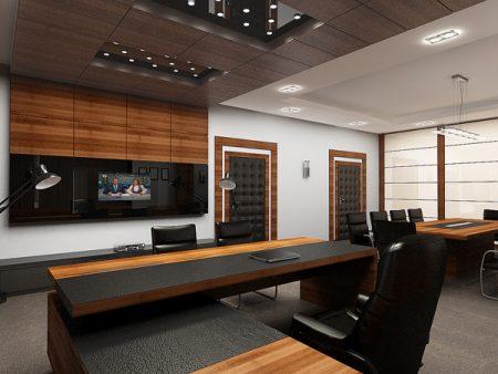 صور ديكورات مكاتب , تصاميم مكاتب مودرن